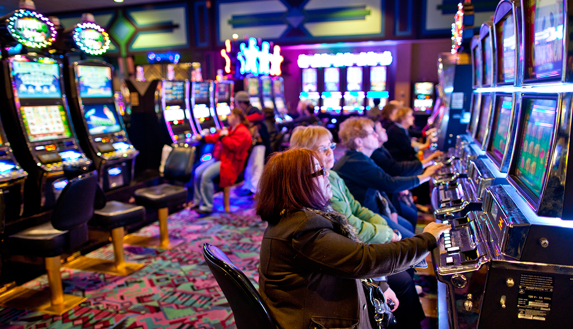 The many Gambling-Addicted States
