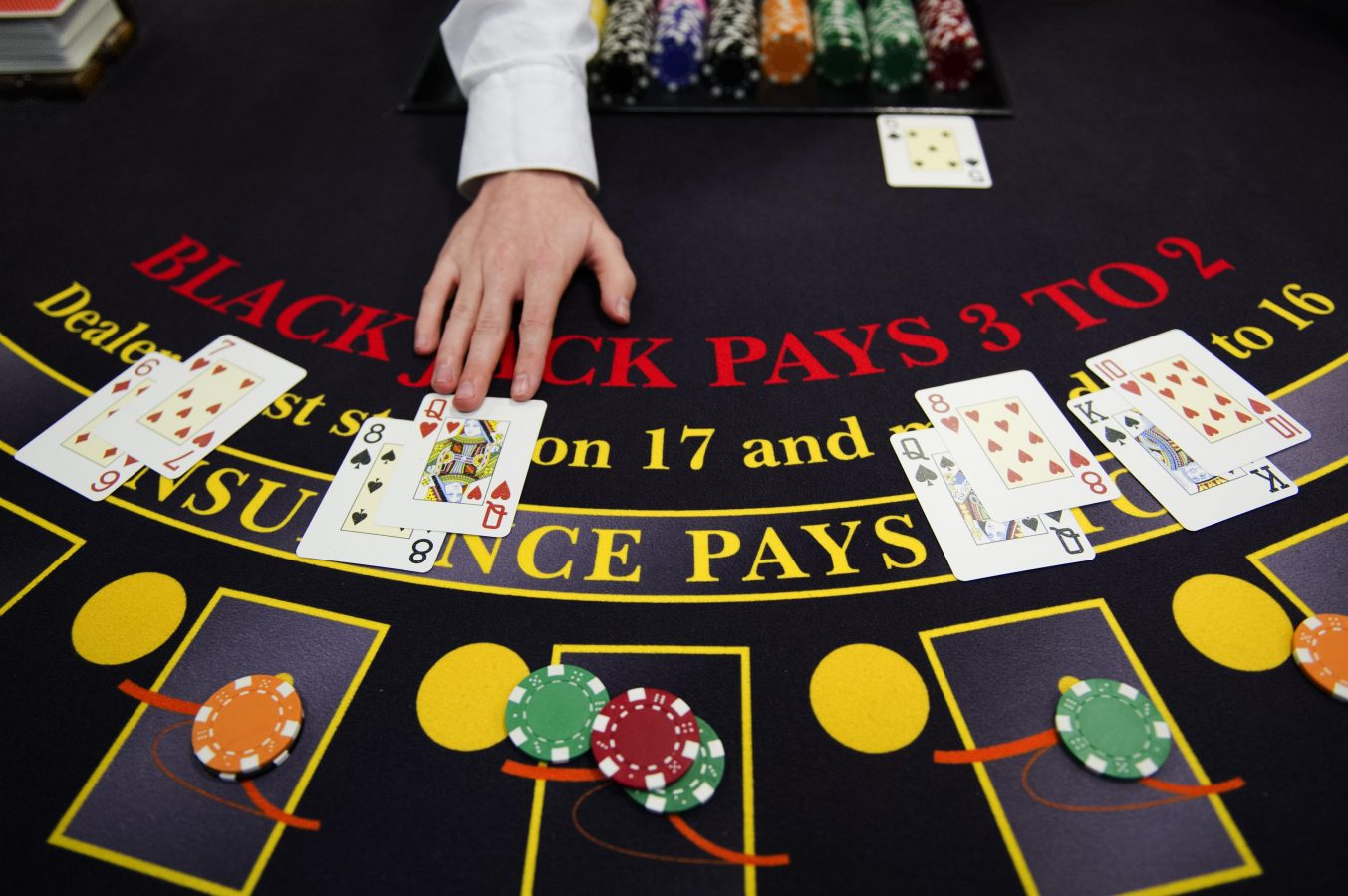 Points You Share With Online Casino