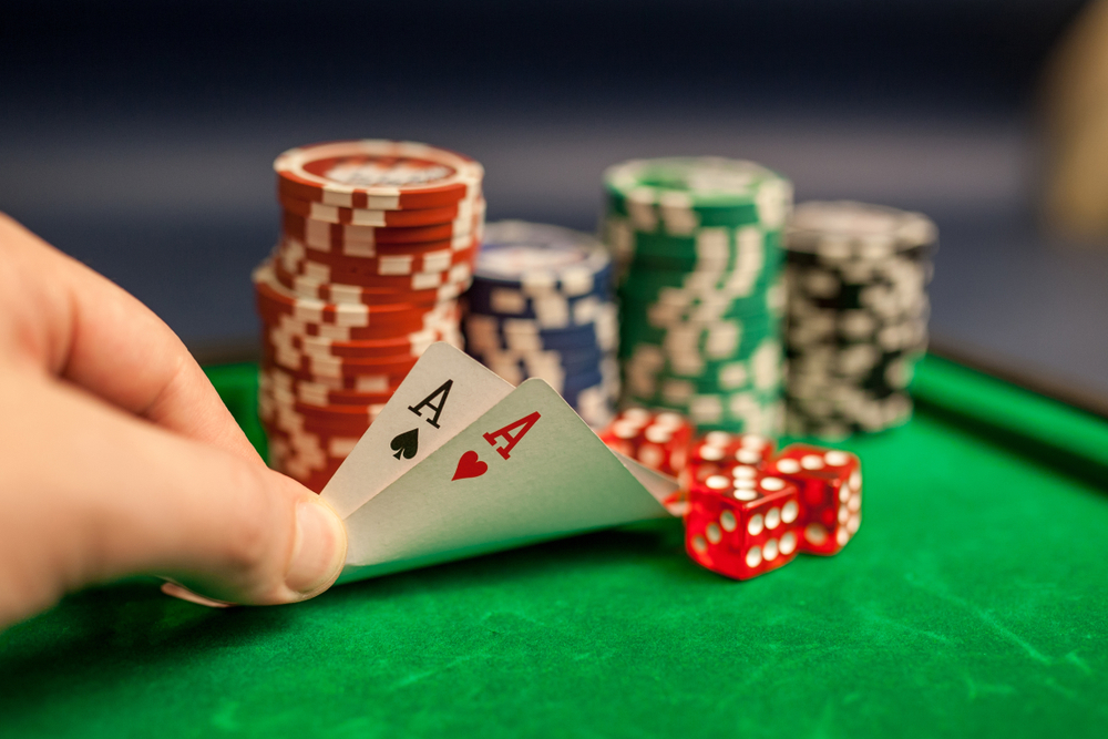 How To teach Gambling Like A pro?